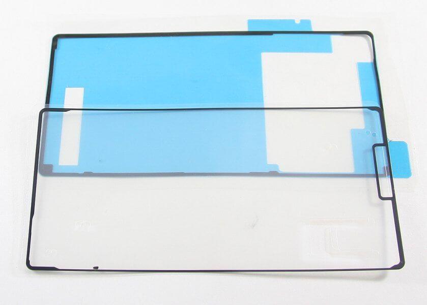 Картинка Скотч для сборки Sony D6603 (Z3) из 3-х частей, водонепроницаемый от магазина NBS Parts