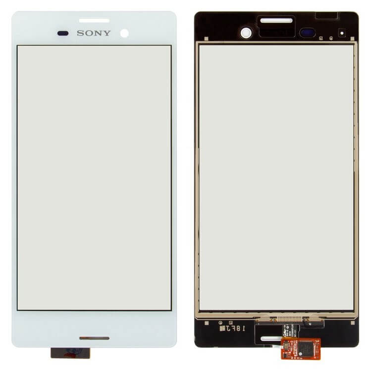 Картинка Сенсор Sony E2333 белый от магазина NBS Parts