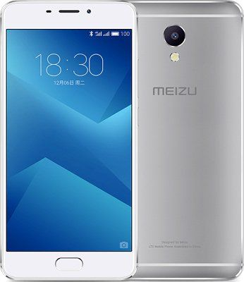 "Картинка Смартфон Meizu M5 Note 5.5"" серебро 2Sim 3ГБ/32ГБ GSM LTE WiFi от магазина NBS Parts"