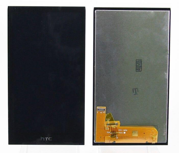 Картинка Дисплей HTC Desire 510 (в сборе с тачскрином черный) от магазина NBS Parts