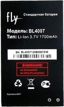 Детальная картинка АКБ Fly BL-4007 от магазина NBS Parts