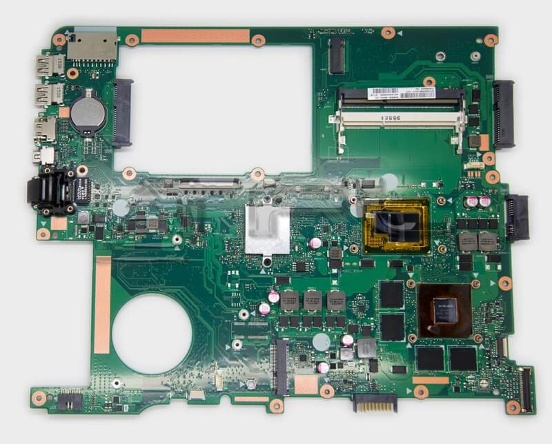 Картинка Материнская плата Asus G771JM REV 2.0 от магазина NBS Parts