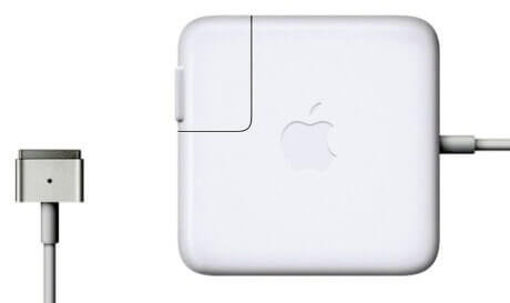 Картинка Блок питания для ноутбука Apple 16.5V3.65A 60W magsafe 2 Original от магазина NBS Parts