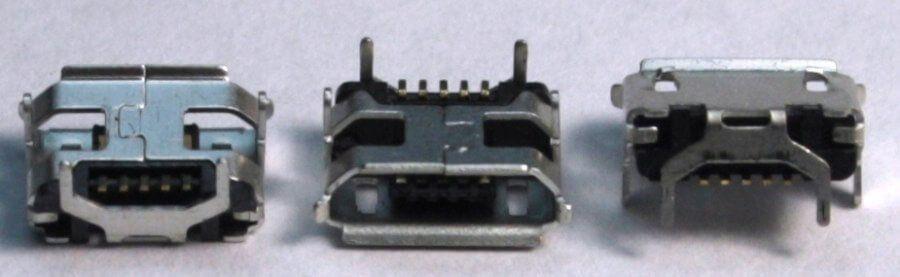 Картинка Разъем USB-micro Explay Surfer 8.02 / 7.04 от магазина NBS Parts