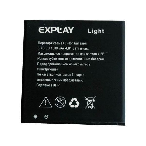 Картинка АКБ Explay Light от магазина NBS Parts