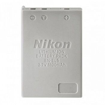 Картинка АКБ для фотоаппарата Nikon EN-EL5 Nikon P90 P100 P500 P510 P520 от магазина NBS Parts