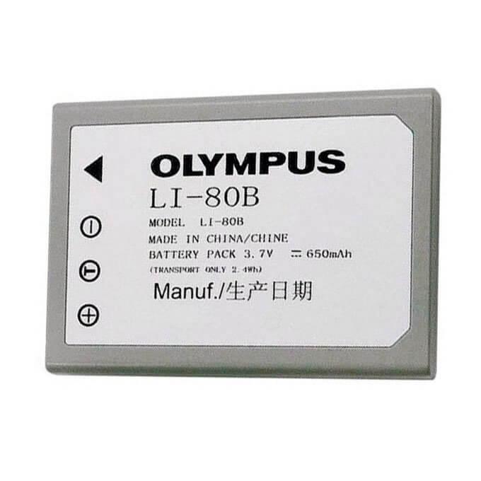 Картинка АКБ Olympus LI-80B от магазина NBS Parts