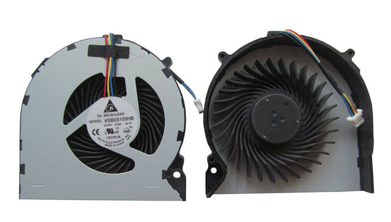 Картинка Вентилятор Sony VPC-EH P/N: KSB05105HB AL70, DFS470805WL0T FACJ от магазина NBS Parts