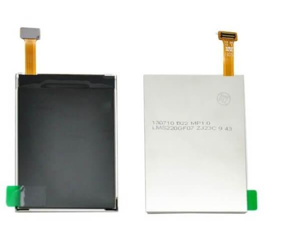 Картинка Дисплей Nokia X3-00/C5/2710/7020/X2-00 от магазина NBS Parts