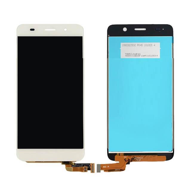 Картинка Дисплей Huawei Honor 4A в сборе с тачем белый от магазина NBS Parts