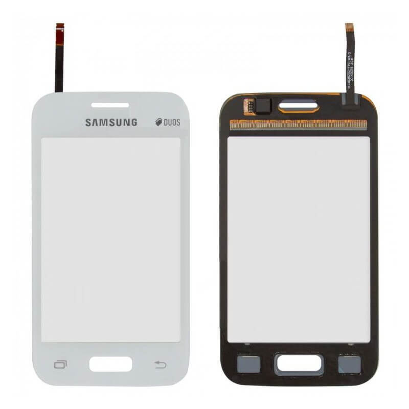 Картинка Сенсор Samsung G130 белый от магазина NBS Parts