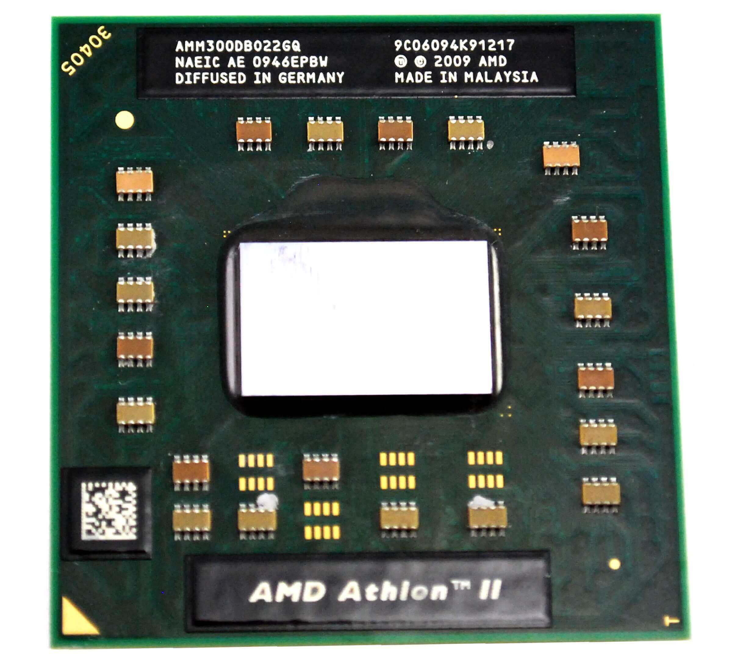 Картинка AMD Athlon II Dual-Core Mobile M300 AMM300DB022GQ (Я097) (Я096) от магазина NBS Parts