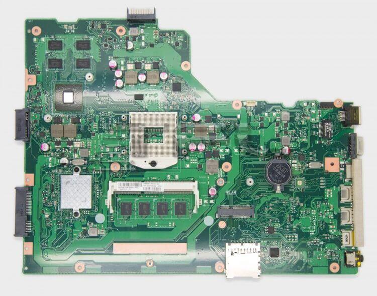Картинка Материнская плата Asus X75VB rev.2.0 A75A X75A X75A1  от магазина NBS Parts