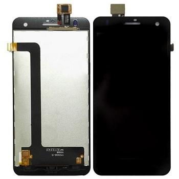 Картинка Дисплей FLY IQ4512 в сборе с тачскрином чёрный от магазина NBS Parts