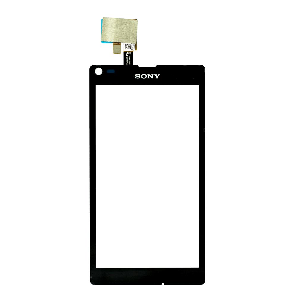 Картинка Сенсор Sony C2105  (черный) от магазина NBS Parts