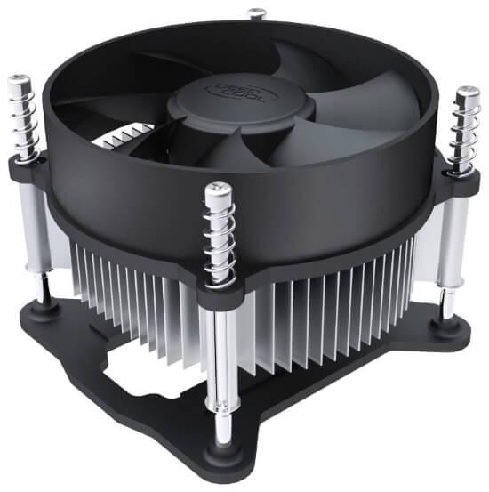 Картинка Кулер для процессора DEEPCOOL CK-11508 от магазина NBS Parts