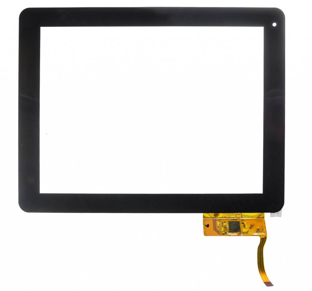 Картинка Сенсор 9.7'' 300-L4567K-B00 (236*183 mm) (Rover, Ritmix, DNS,Perfeo 9706-IPS) Черный от магазина NBS Parts