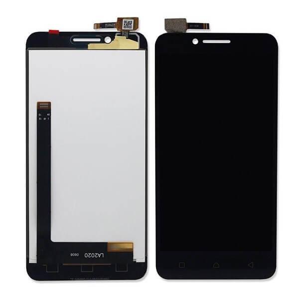 Картинка Дисплей Lenovo A2020 в сборе с тачскрином черный от магазина NBS Parts