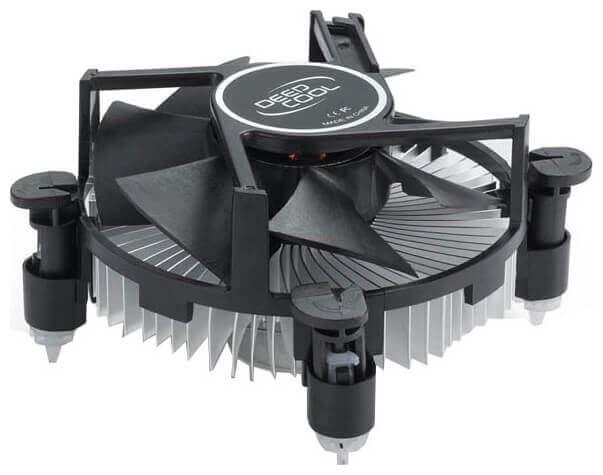 Картинка Кулер для процессора DEEPCOOL CK-11509 от магазина NBS Parts