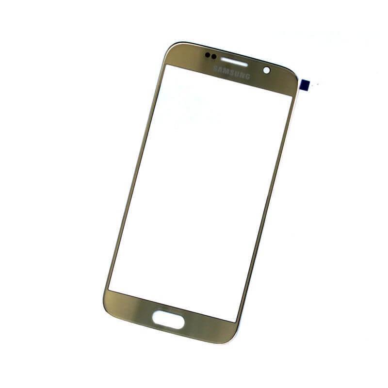 Картинка Стекло Galaxy G930F/S7 Золото от магазина NBS Parts