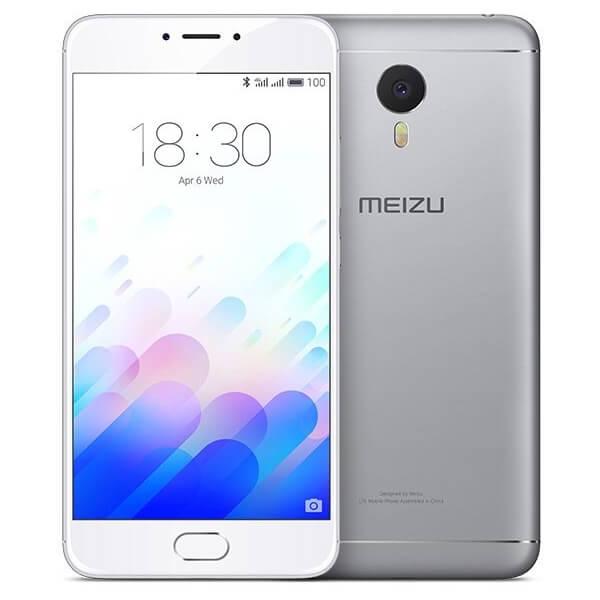 "Картинка Смартфон Meizu M3 Note 5.5"" серебро 2Sim 3ГБ/32ГБ GSM LTE WiFi от магазина NBS Parts"