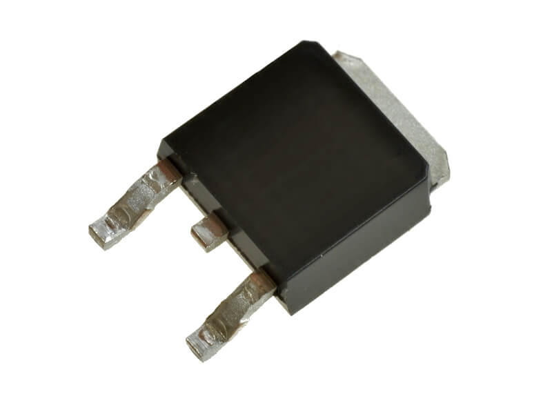Картинка Транзистор MJD3055G (Я081) от магазина NBS Parts