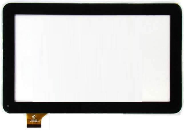 """Картинка Тачскрин для Digma Optima 10.1"""" 3G TT1040MG (HK10DR2438-V01/HK10DR2537/WJ608-V2.0) (257*160 мм) (чер от магазина NBS Parts"""