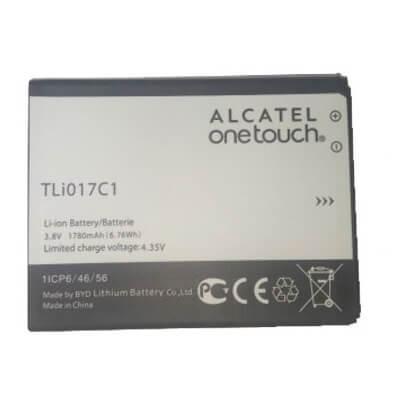 Детальная картинка АКБ Alcatel TLi017C1  (OT-5019D 5017D 5017A 5017X 5017) от магазина NBS Parts