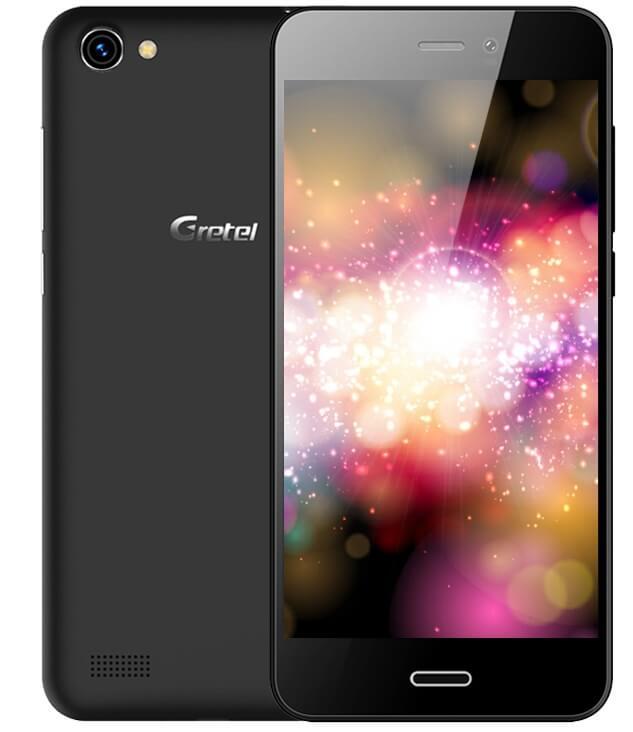 Картинка Смартфон Gretel A7 черный 2Sim, 4x,  Android, 1ГБ/16ГБ, GPS, GSM, WiFi от магазина NBS Parts