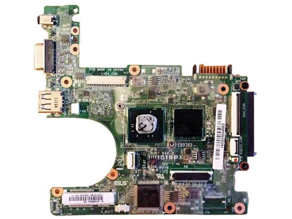 Картинка Материнская плата ASUS PC 1015PX rev1.4 40pin от магазина NBS Parts