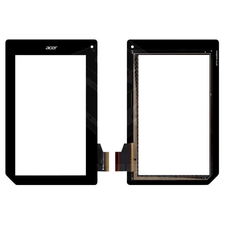 Картинка Сенсор Acer Iconia Tab B1-A71 черный от магазина NBS Parts