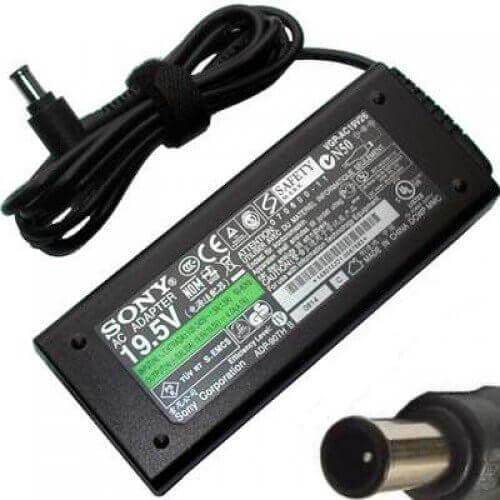 Картинка Блок питания для ноутбука Sony 19.5V4.7A (6.5x4.4)  90W Original от магазина NBS Parts
