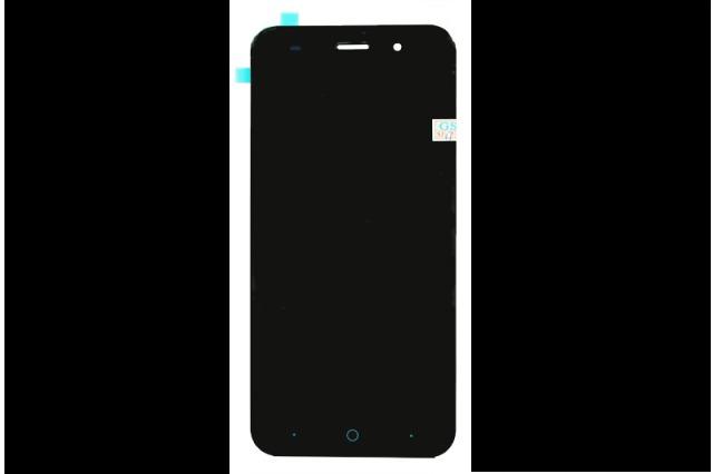Картинка Дисплей ZTE Blade V8 mini в сборе с тачскрином Белый от магазина NBS Parts
