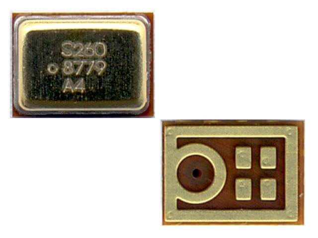 Картинка Микрофон Nokia 3600S/7610S/6303/3720/5330/300/302/311/500/C3-01 - Оригинал от магазина NBS Parts