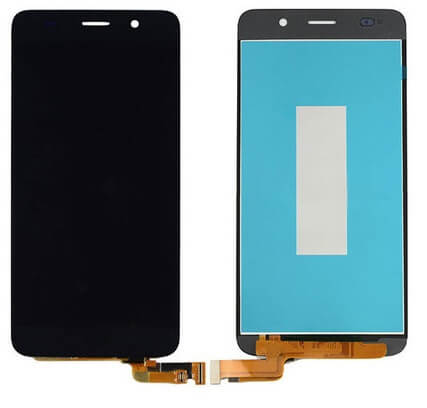 Картинка Дисплей Huawei Honor 4A в сборе с тачем черный от магазина NBS Parts