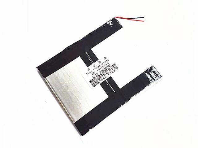 Картинка АКБ для планшета 3.7V 8000 mah AMPE A10 Li-ion от магазина NBS Parts