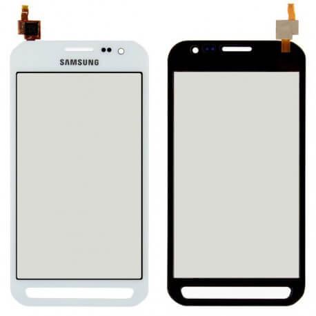 Картинка Сенсор Samsung G388 G388F (белый) от магазина NBS Parts