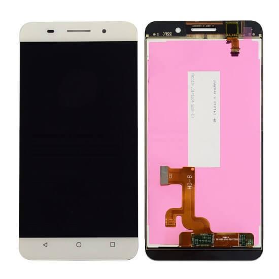 Картинка Дисплей Huawei Honor 4X в сборе с тачскрином белый от магазина NBS Parts