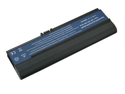 Картинка АКБ для ноутбука Acer 3030 5050 (11,1V 6600mAh)  PN: BATEFL50L6C40 от магазина NBS Parts