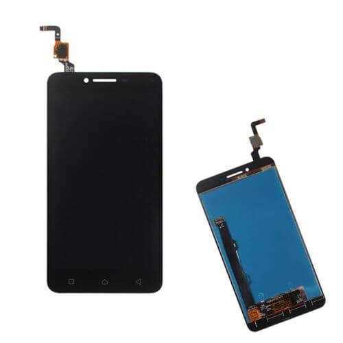 Картинка Дисплей Lenovo A6020 в сборе с тачскрином черный от магазина NBS Parts