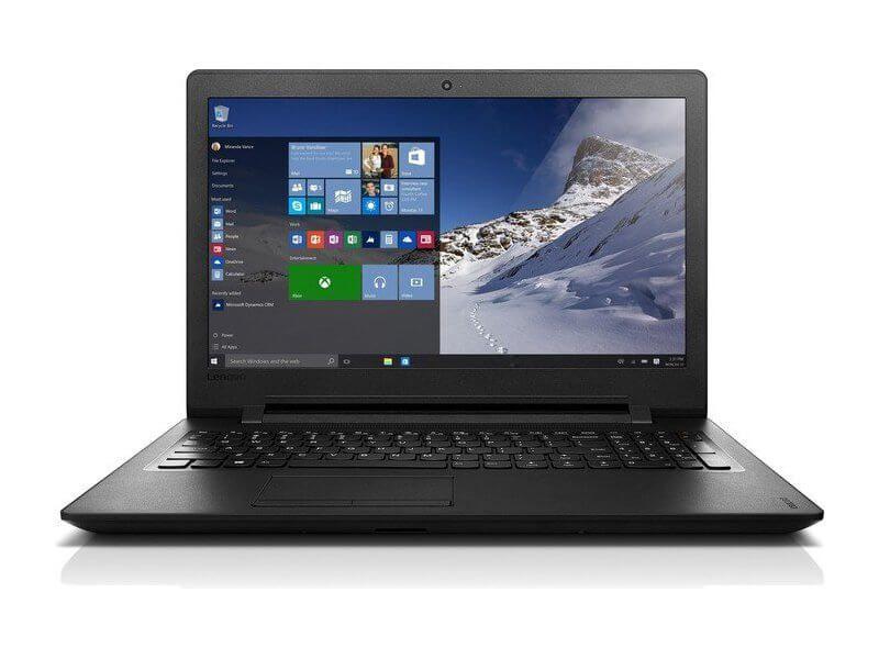 """Картинка 15.6"""" Ноутбук Lenovo 110-15IBR 15.6/N3060/2 ГБ/500 ГБ/Intel HD 400/noodd/Win10 /черный  от магазина NBS Parts"""