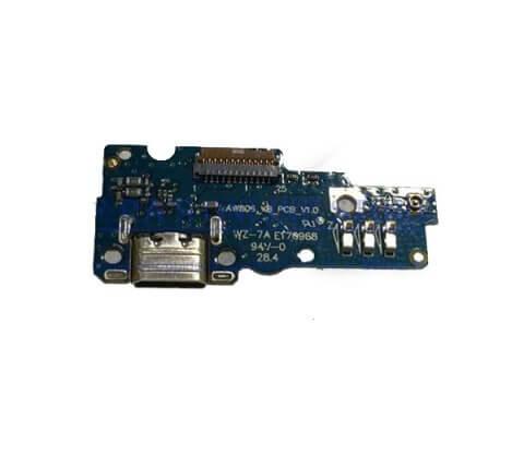 Картинка Шлейф Asus ZC500TG (ZenFone Go) плата на системный разъем/микрофон от магазина NBS Parts