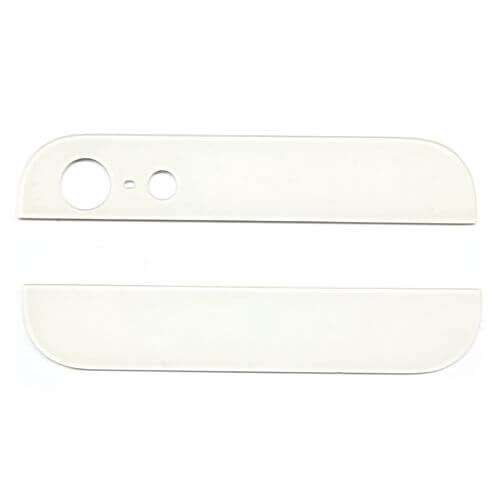Картинка Вставки в корпус iPhone 5 (комплект) белые от магазина NBS Parts