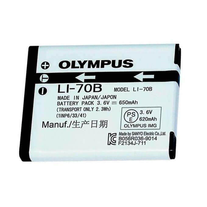 Картинка АКБ OLYMPUS LI-70B FE-4040/ 4050/ VG110 - 130 от магазина NBS Parts