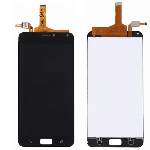Картинка Дисплей Asus ZenFone 4 Max (ZC554KL) в сборе с тачскрином Белый от магазина NBS Parts