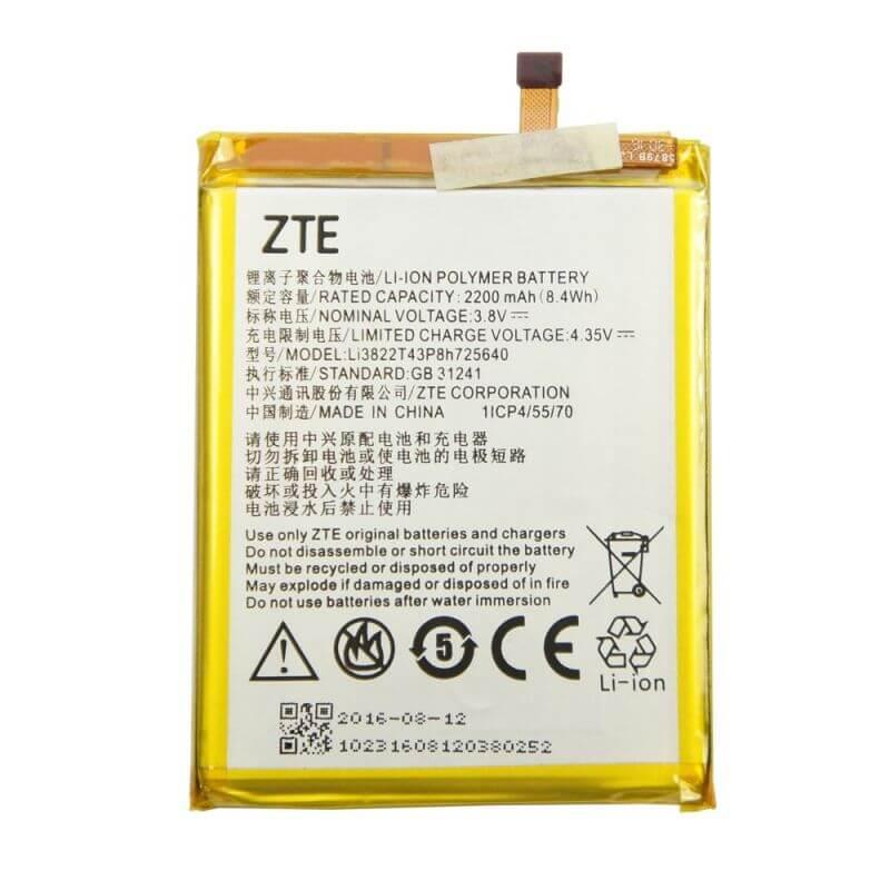 Картинка АКБ ZTE A510  Li3822T43P8h725640 от магазина NBS Parts