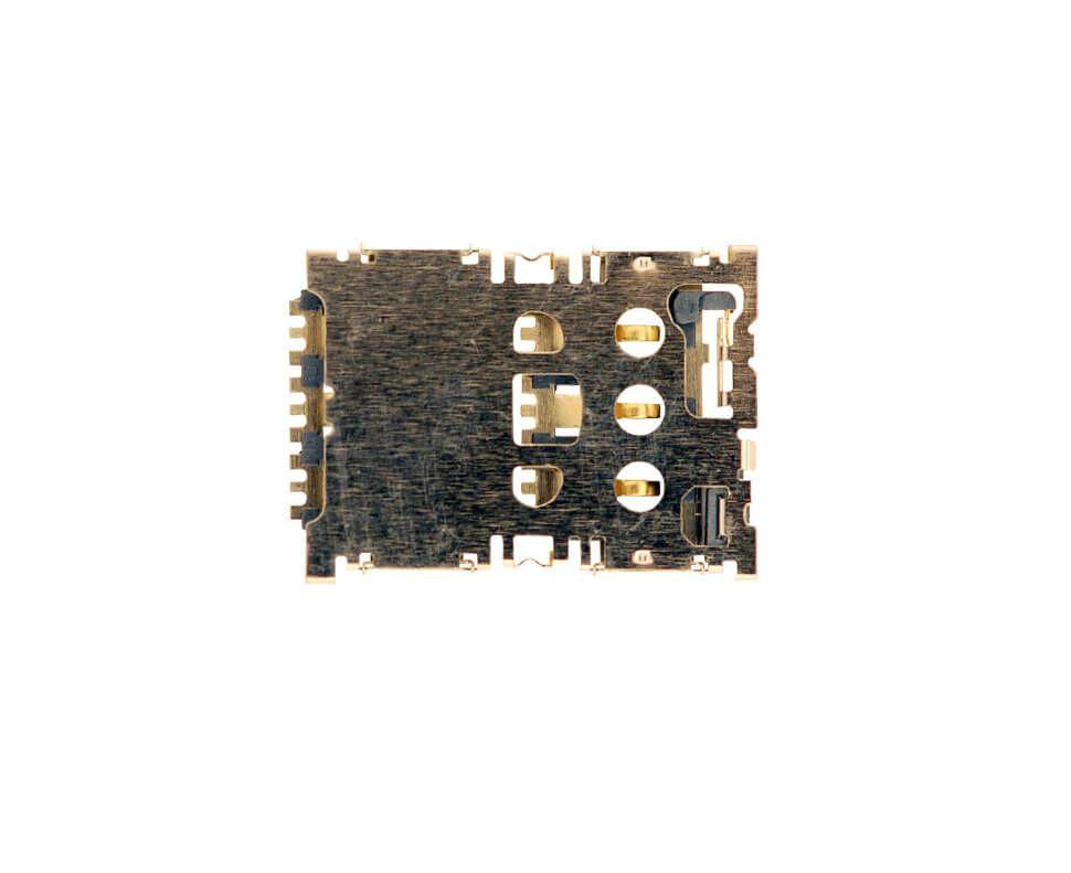 Картинка Коннектор SIM HTC Desire 820 от магазина NBS Parts