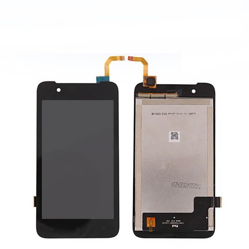 Картинка Дисплей HTC Desire 210 в сборе с тачскрином Черный от магазина NBS Parts