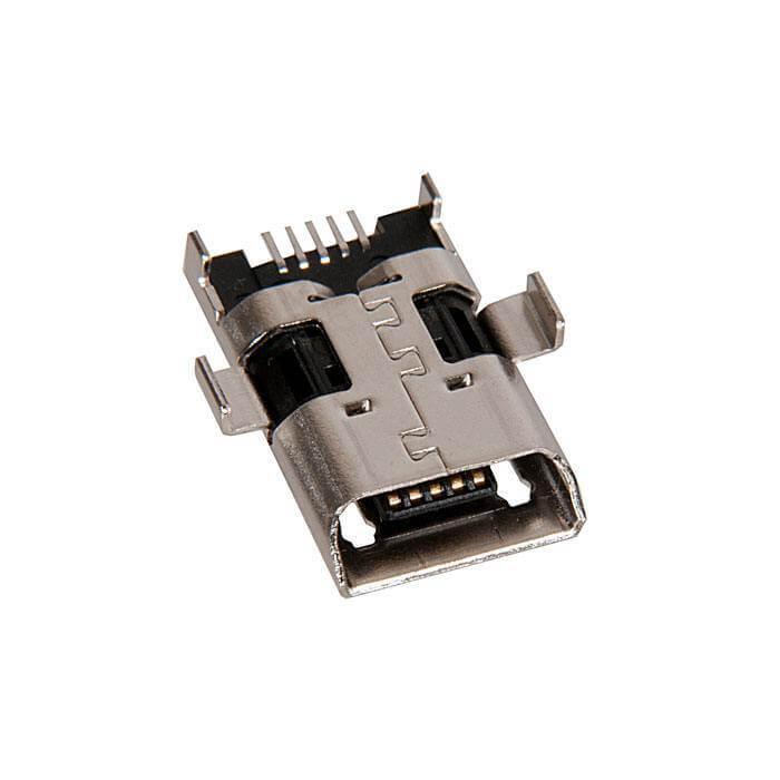 Картинка Разъем USB-micro Asus Z300 ME103 ZenPad10 042 (Я044) от магазина NBS Parts