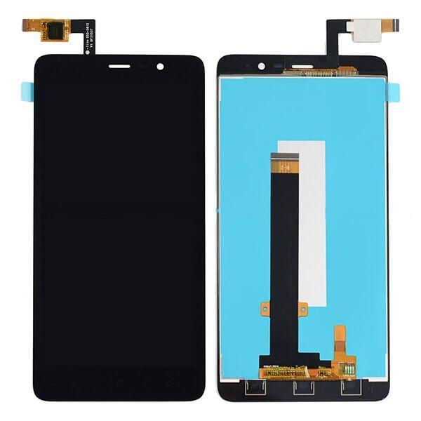 Картинка Дисплей Xiaomi Redmi Note 3 в сборе с тачскрином черный от магазина NBS Parts